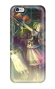 Sarah deas's Shop New Style 9668467K54150756 High-quality Durable Protection Case For Iphone 6 Plus(toy Robot Anime)