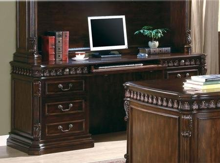 Coaster Home Furnishings 800801B Traditional Credenza, Walnu
