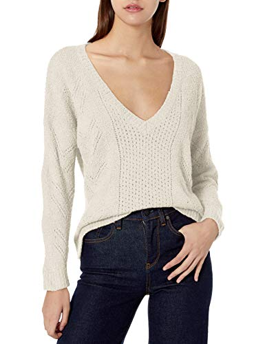 cupcakes and cashmere Women's Maj, Oatmeal, Medium