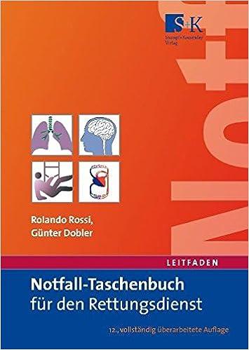 Betriebssanitäter logo  Notfall-Taschenbuch für den Rettungsdienst: Amazon.de: Rolando ...