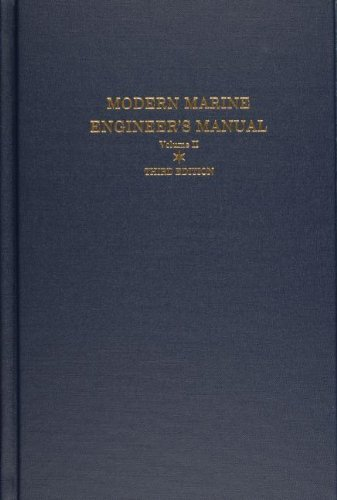 - By James A. Harbach Modern Marine Engineer's Manual, Vol. 2 (3rd Third Edition) [Hardcover]