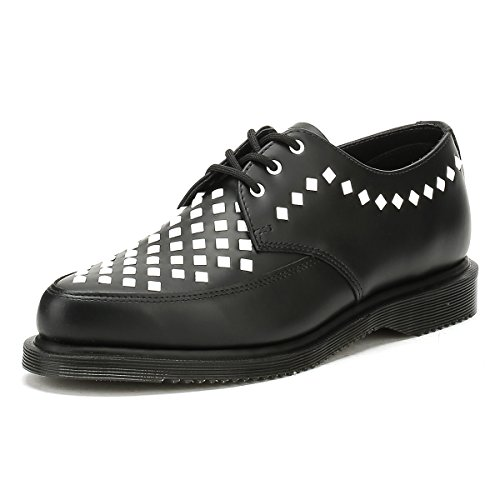 Dr. Martens Black Rousden Willis Creeper Shoes B0721DZVG8 B0721DZVG8 Shoes Parent 734d12