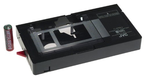 JVC CP6BKU Playback Cassette Adapter for Camcorders