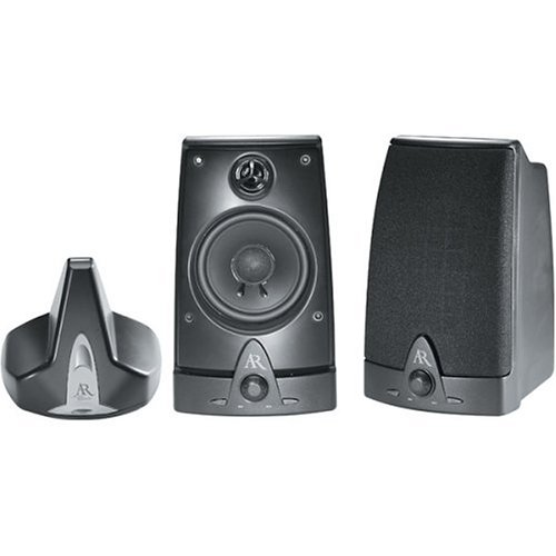 Acoustic Research AW-871 Wireless Stereo Speakers