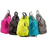 Sling Backpack for Women - Small Crossbody Bags Perfect for Hiking, Walking, & Travel