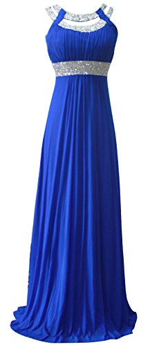 conail Coco Women's Elegant Royal Formal Dresses Wear Long Wedding Party Gowns (XLarge, 70blue)