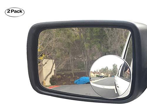 - Newest Upgrade Blind Spot Mirror, Ampper 3-3/4