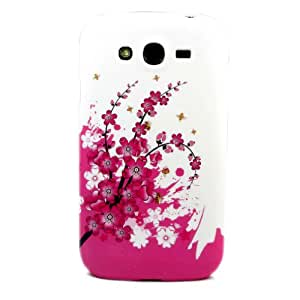 Wall - Flower 37 Soft TPU Gel Skin Case Cover for Samsung Galaxy Grand Duos i9080 i9082