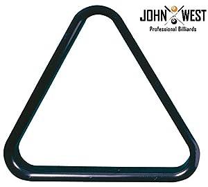 John West Triangel für 57 mm Billardkugeln PVC