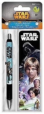 Inkworks Star Wars Gel Pen Bookmark Pack