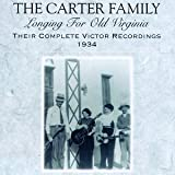 Longing For Old Virginia: Their Complete Victor Recordings - 1934