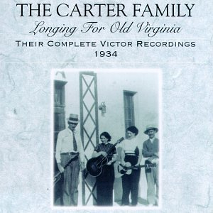 Longing For Old Virginia: Their Complete Victor Recordings - 1934 by Rounder / Umgd