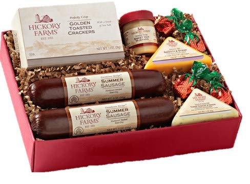 Hickory Farms Holiday Meat & Cheese Sampler ()