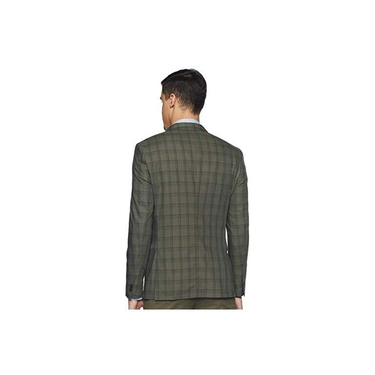 41H99alBUcL. SS768  - Van Heusen Sport Men's Notch Lapel Slim fit Blazer