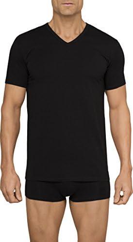 Calvin Klein Cotton Stretch V Neck, Classic Fit T Shirt
