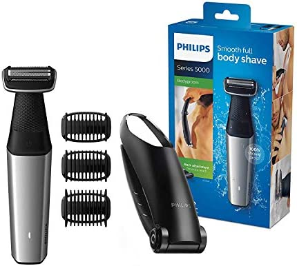 Philips BG5020 / 15 Bodygroom Series 5000 con accesorio para ...