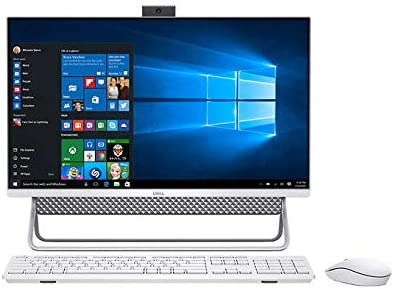 Dell Inspiron 24 5000 Series All-in-One Touchscreen Desktop | 11th Gen Intel Core i7-1165G7 | 16GB RAM | 256GBSSD +1TBHDD | NVIDIA GeForce MX330 Graphics | Keyboard and Mouse | Windows 10 Home