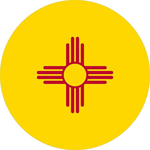 New Mexico Spare Tire Cover for Jeep RV and More