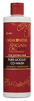 Creme Of Nature Creamy Hydration Co-Wash Cleansing Conditioner