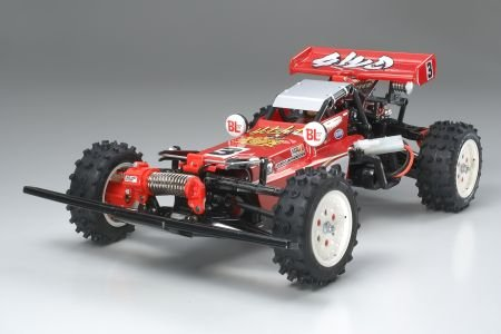 Tamiya 1/10 RE Release Hot Shot Kit - Tamiya Rc Buggy
