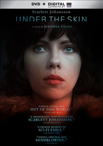 DVD : Under the Skin (Ultraviolet Digital Copy, Widescreen, , Digital Theater System, AC-3)
