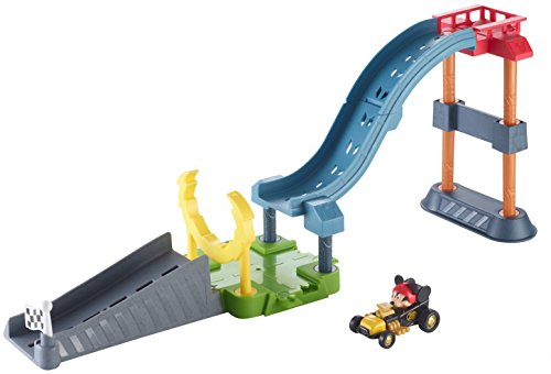 Roadster Air - Fisher-Price Disney Mickey & the Roadster Racers, Sky-High Stunt Jump