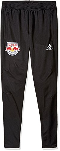 fan products of MLS New York Red Bulls Adult Men Authentic Sideline Training Pant,Large,black