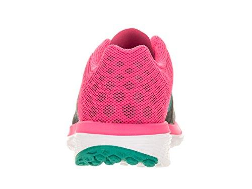 Nike 807145-011, Zapatillas de Trail Running para Mujer Gris (Dark Grey / Clear Jade-Pink Blast-White)