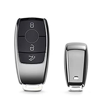 KAKTUS Smart Key Protection Shell Car Key Case for Mercedes-Benz