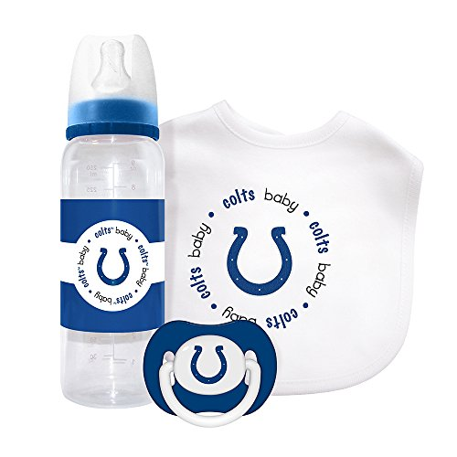 Baby Fanatic Gift Set - Indianapolis Colts]()