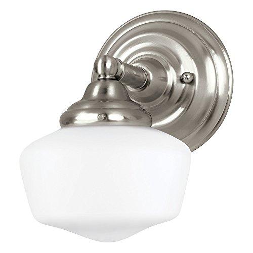 Led Nickel Bath Light in US - 4