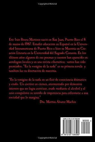 Amazon Com En La Vorágine De La Nada Spanish Edition