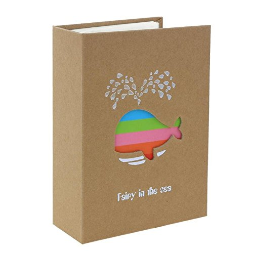 - Photo Albums - Cute Whale 6 Inch 100 Pages Photograph Holders Collection Storage Money Penny Pockets Photo Album - Mount Iceland Camping Cute Psges Pink Hawaiian Hoffman Scrapbook Multipack