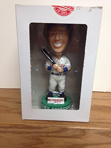 Alex Rodriguez Texas Rangers 2001 Donruss Limited Edition Promo Bobblehead