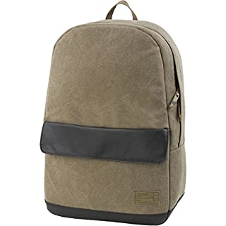 HEX Unisex Echo Backpack Infinity Khaki Backpack (B01HOAD4WE) | Amazon price tracker / tracking, Amazon price history charts, Amazon price watches, Amazon price drop alerts