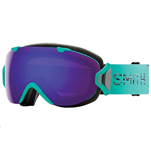 Smith Optics I/Os Adult Snow Goggles - Opal/Chromapop Everyday Violet Mirror/One Size