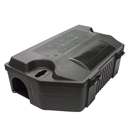 LIPHA TECH Aegis RP Rodent Bait Station - CASE (6 Stations) by LIPHA TECH