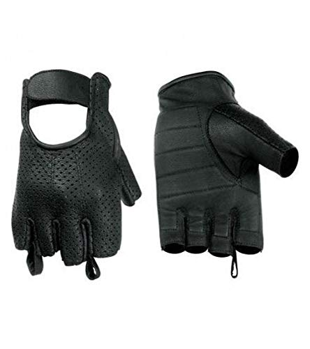 Renegade Classics Perforated Fingerless Gloves