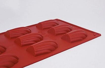 Cosanter Moule en silicone r/éutilisable Formes fantaisie Gel/ée Chocolat G/âteau Fait /à la main Outils de d/écoration