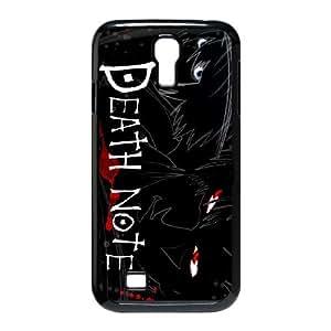 Death Note Samsung Galaxy S4 90 Cell Phone Case Black TPU Phone Case SV_137508