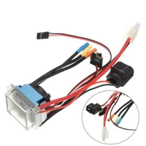 Generic Dyhp-a10-code-5458-class-1-- 0.0486111111111111RC de voiture de voiture moteurs pour S Mot 60A programmable ESC Sensor Compatible avec ESC Sensorless Brushless Ogramma–-nv _ 1001005