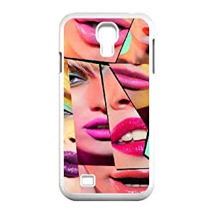 Lipstick Original New Print DIY Phone Case for SamSung Galaxy S4 I9500,personalized case cover ygtg554265