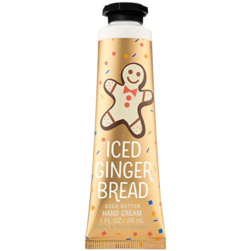 iced gingerbread shea butter hand