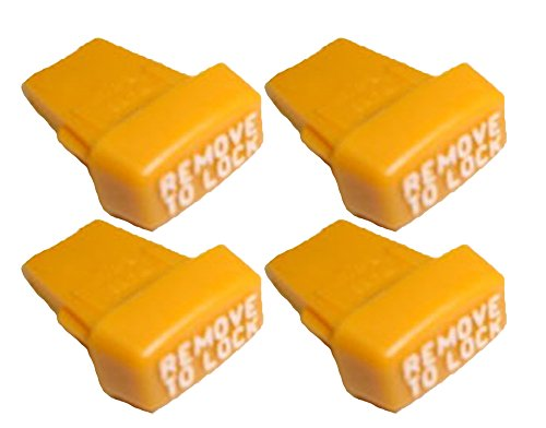 (Ryobi BS904 Band Saw (4 Pack) Replacement Switch Key # 089120406106-4pk)