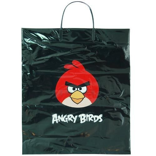 Angry Birds Treat Bag for Halloween or Party (Angry Birds Halloween)