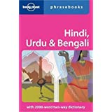 Lonely Planet Hindi, Urdu & Bengali Phrasebook 3rd Ed.: 3rd Edition