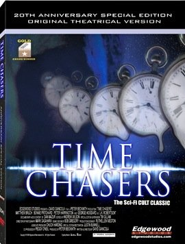 Time Chasers - Anniversary Special Edition (2-Disc Set) STUDIO APPROVED SELLER