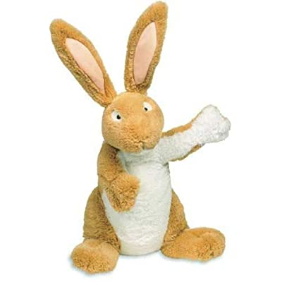 Nutbrown Hare Plush: Toys & Games