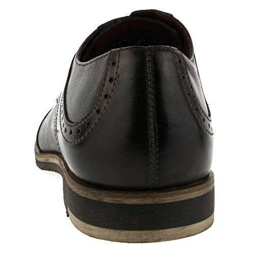 T nicolabenson marron Moro lacets pour homme Braun à Chaussures de ville Tzrq1TU