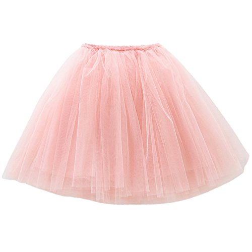 Happy Cherry Baby Girls Kids Pleated Tutu Skirts for Ballet Dance Dress Costumes